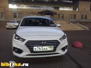 Hyundai Solaris Платинум