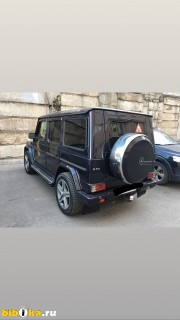 Mercedes-Benz G - Class W463 G 55 AT (354 л.с.)