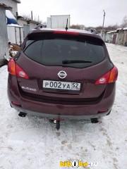 Nissan Murano  Пред максимальная