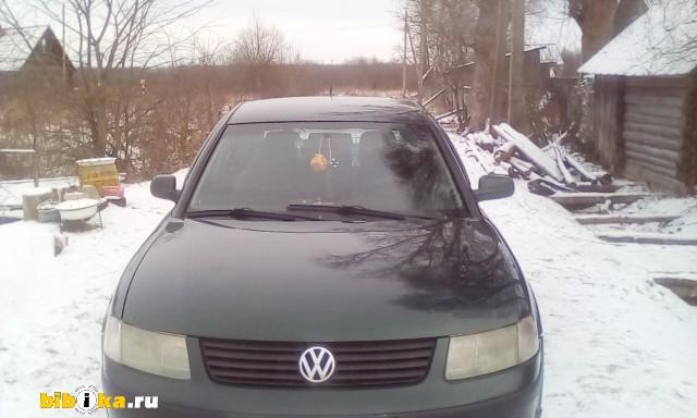 Volkswagen Passat B5 1.8 MT (150 л.с.)