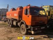 КамАЗ 53229 (6х4) автоцистерна