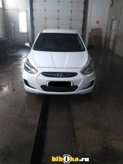 Hyundai Solaris 1 поколение 1.4 AT (107 л.с.)