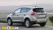 Ford Kuga 1 поколение 2.0 TDCi PowerShift AWD (163 л.с.) Титаниум