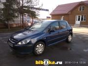 Peugeot 307 1 поколение 1.6 MT (109 л.с.)