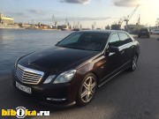 Mercedes-Benz E - Class W212/S212/C207/A207 E 200 T CGI BlueEfficiency AT (184 л.с.)