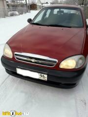 Chevrolet Lanos седан