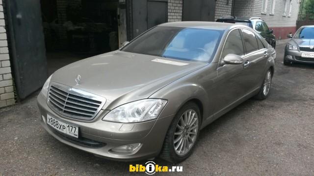Mercedes-Benz S - Class W221 S 350 7G-Tronic 4MATIC (272 л.с.)