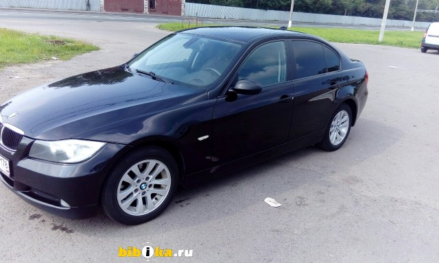 BMW 3-series E90/E91/E92/E93 320i AT (170 л.с.)