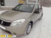 Renault Sandero 1 поколение 1.4 MT (75 л.с.) Sr