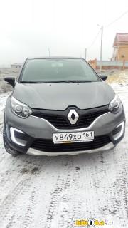 Renault Kaptur  Драйв