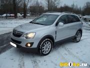 Opel Antara 1 поколение [рестайлинг] 2.4 AT AWD (167 л.с.)
