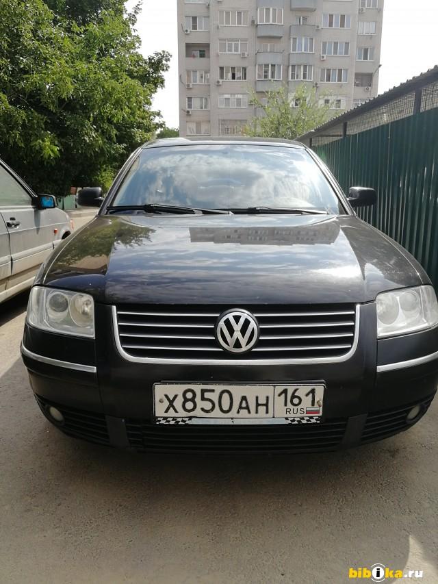 Volkswagen Passat B5.5 [рестайлинг] 1.8 T MT (150 л.с.)