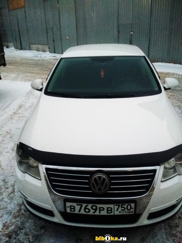 Volkswagen Passat B6 1.8 TSI DSG (152 л.с.)