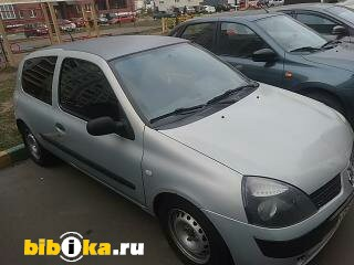 Renault Clio 2 поколение 1.9 D MT (64 л.с.)