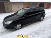 Opel Astra G 1.6 MT (101 л.с.)