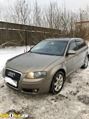 Audi A3  Спортбек