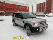 Land Rover Discovery 3 поколение 2.7 TD AT (200 л.с.) HSE