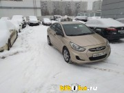 Hyundai Solaris 1 поколение [рестайлинг] 1.4 AT (107 л.с.)