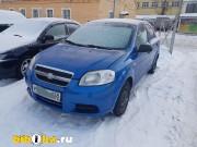 Chevrolet Aveo T200 1.4i MT (94 л.с.)