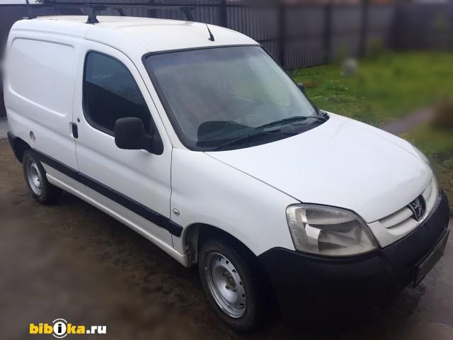 Peugeot Partner грузовой