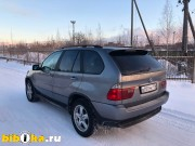 BMW X5 E53 [рестайлинг] 3.0d AT (218 л.с.)