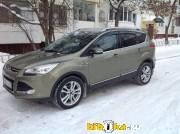Ford Kuga 2 поколение 1.6 EcoBoost AT AWD (182 л.с.) TITANIUM PLUS