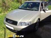 Audi A4 B6 1.6 MT (102 л.с.)