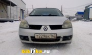 Renault Symbol 1 поколение [2-й рестайлинг] 1.4 MT EURO-4 (75 л.с.)