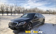 Mercedes-Benz S - Class W222 / C217 S 63 SPEEDSHIFT MCT (585 л.с.)