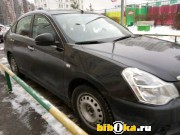 Nissan Almera G11 1.6 MT (102 л.с.)