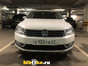 Volkswagen Passat B7 1.8 TSI MT (152 л.с.)