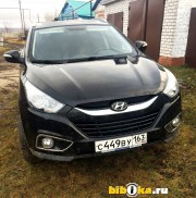 Hyundai ix35 1 поколение 2.0 MT 4WD (150 л.с.) комфорт