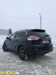 Nissan X-Trail III 2.0 CVT 4WD LE+