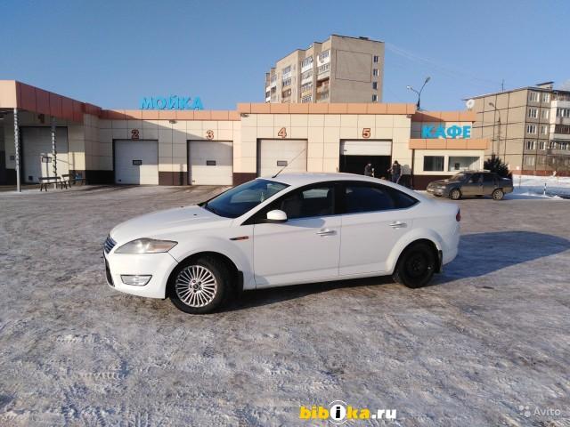 Ford Mondeo 4 поколение 2.0 MT (145 л.с.) титаниум