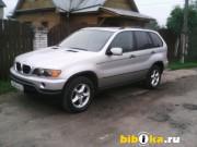 BMW X5 E53 3.0i AT (231 л.с.)