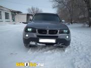 BMW X3 E83 [рестайлинг] 2.0d MT (150 л.с.)