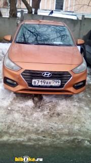 Hyundai Solaris HCR