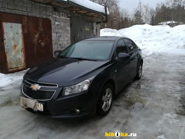 Chevrolet Cruze J300 1.6 MT (109 л.с.) LS