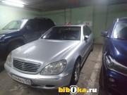 Mercedes-Benz S - Class W220 S 55 5G-Tronic (360 л.с.)