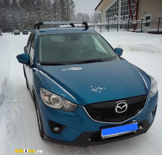 Mazda CX-5 1 поколение 2.0 AT 4WD (150 л.с.)