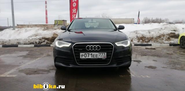 Audi A6 4G/C7 2.8 FSI MT (204 л.с.)