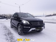 Mercedes-Benz M - Class W166 ML 400 7G-Tronic Plus 4Matic (333 л.с.)