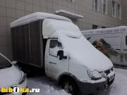 ГАЗ Газель 3302 фургон промтоварный