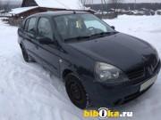 Renault Symbol 1 поколение [рестайлинг] 1.4 MT (75 л.с.)