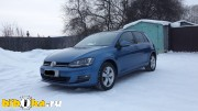 Volkswagen Golf VII 7 поколение 1.4 TSI BlueMotion DSG (140 л.с.) highline