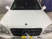 Mercedes-Benz M - Class Джип Базовая
