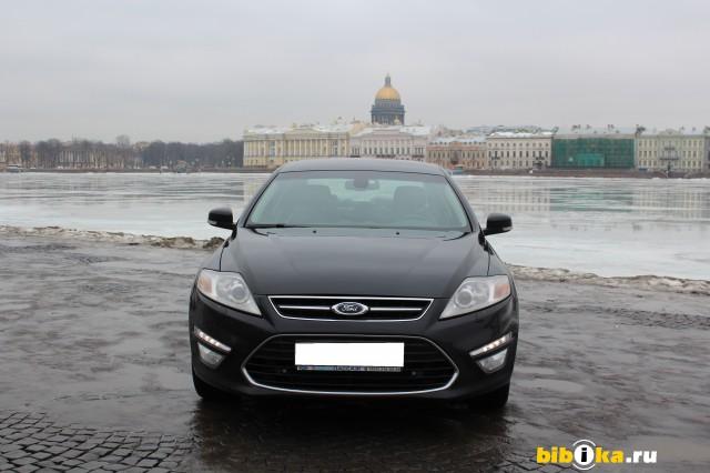 Ford Mondeo 4 поколение [рестайлинг] 2.0 EcoBoost PowerShift (200 л.с.)