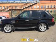 Land Rover Range Rover Sport 1 поколение 4.2 AT (390 л.с.) максимальная