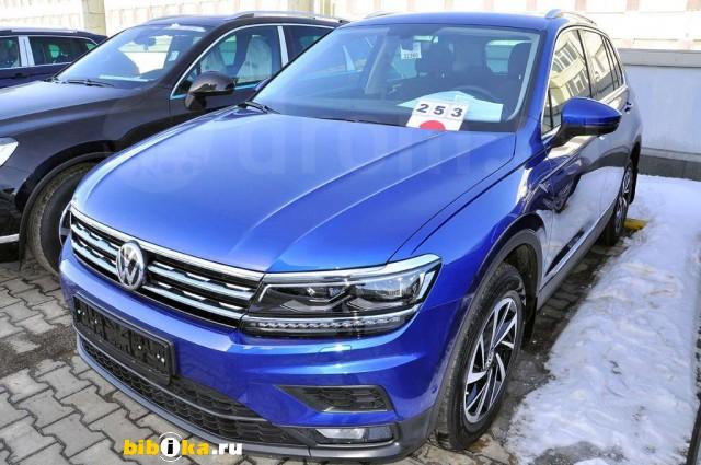 Volkswagen Tiguan Volkswagen Tiguan New/2  Новое поколение City