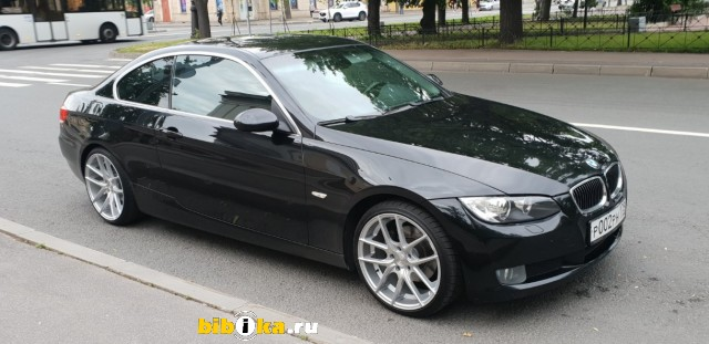 BMW 3-series E90/E91/E92/E93 325i AT (218 л.с.)